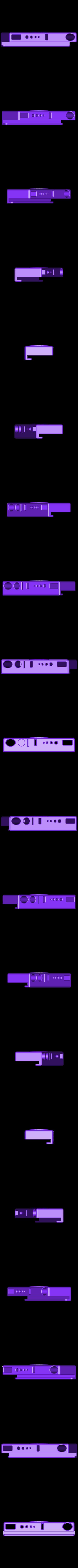 Tool_Tidy_for_Replicator_2.stl Download free STL file YATH Tool Holder for Replicator 2 • 3D printing template, Gaenarra