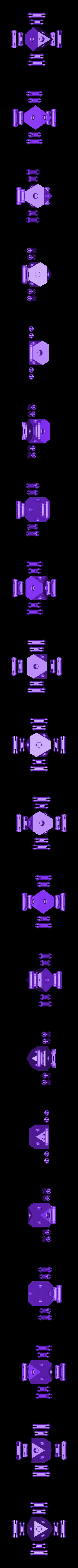 PLA-gear-heart-plate2.stl Download free STL file PLA Heart Gears for Replicator 2 • 3D printer model, Gaenarra