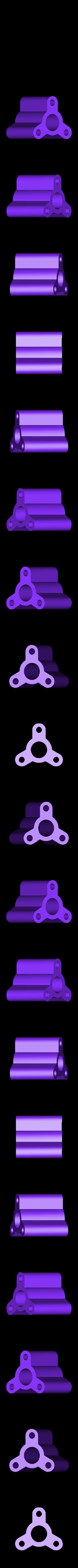 D52mm x L45mm Spool adapter A.STL Download STL file Spool Holder Hub Adapters • Template to 3D print, PlanetBlue