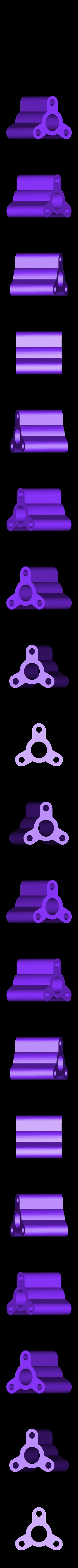 D52.5mm x L45mm Spool adapter A.STL Download STL file Spool Holder Hub Adapters • Template to 3D print, PlanetBlue