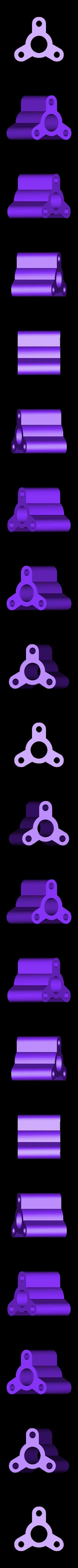D52mm x L40mm Spool adapter A.STL Download STL file Spool Holder Hub Adapters • Template to 3D print, PlanetBlue