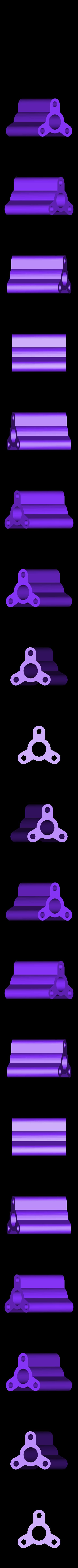 D52mm x L60mm Spool adapter A.STL Download STL file Spool Holder Hub Adapters • Template to 3D print, PlanetBlue