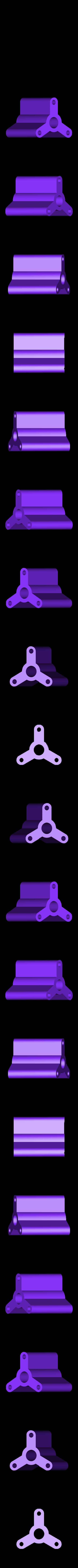 D74.5mm x 75mm Spool adapter A.STL Download STL file Spool Holder Hub Adapters • Template to 3D print, PlanetBlue