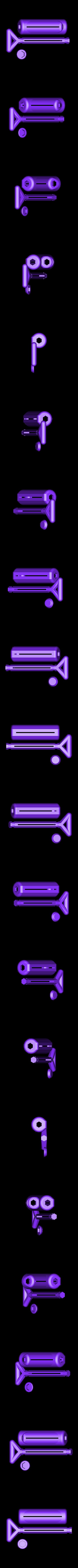 Tubenquetsche-Print.stl Télécharger fichier STL gratuit Presse-dentifrice personnalisable • Objet imprimable en 3D, dede67