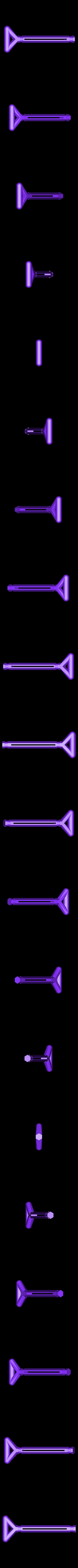Tubenquetsche-Axis.stl Télécharger fichier STL gratuit Presse-dentifrice personnalisable • Objet imprimable en 3D, dede67