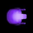 helmet.stl Télécharger fichier STL gratuit casque d'homme de fer (portable) • Modèle à imprimer en 3D, kimjh
