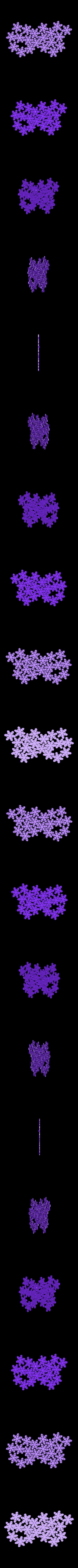 snowflake_all.stl Télécharger fichier STL gratuit Ornement de flocon de neige Icosahedron • Modèle imprimable en 3D, Ristrorg
