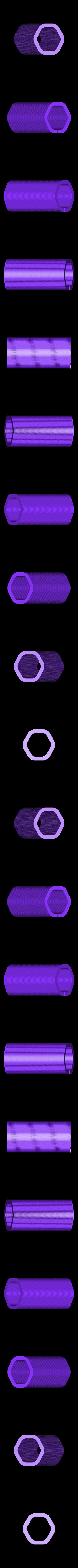 OctagonSlinky.stl Download free STL file Slinkies • Template to 3D print, Ristrorg
