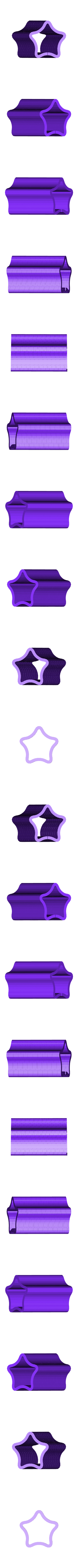 StarSlinky.stl Download free STL file Slinkies • Template to 3D print, Ristrorg
