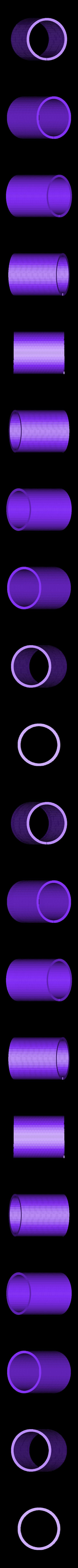LargeCircleSlinky.stl Download free STL file Slinkies • Template to 3D print, Ristrorg