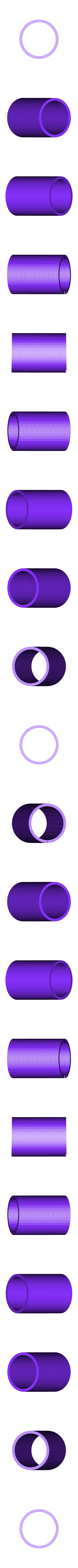 CircleSlinky.stl Download free STL file Slinkies • Template to 3D print, Ristrorg