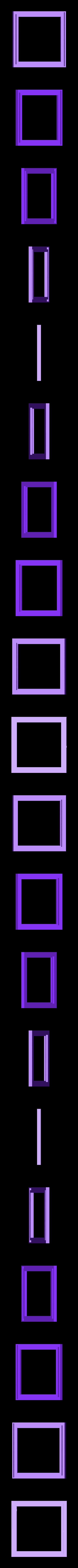 5 Tapa superior - Top lid.stl Descargar archivo STL Hormiguero de lujo Box v1 (4ants) • Objeto para imprimir en 3D, 4ants