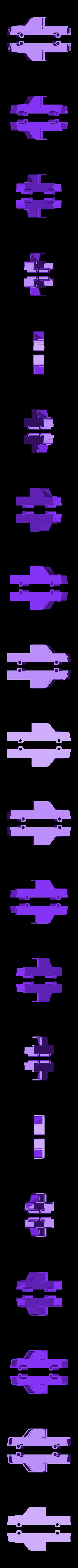 Truck_v4_body.stl Download free STL file Rolling Ruler / Truck Pencil Case - #backtoschool • 3D print model, Dournard