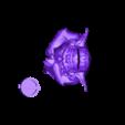 Yoda_Standing_Bank_v5.stl Télécharger fichier STL gratuit Figurine Yoda debout - Tirelire • Design imprimable en 3D, Dournard