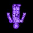 astro_v2.stl Télécharger fichier STL gratuit Astronaut Action Figure Play Set pour l'invasion extraterrestre de Mars • Modèle à imprimer en 3D, Dournard