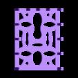 USB_HDD_Torony.stl Download free STL file disk cabinet • 3D print design, christelle79