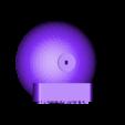 Peanut 3D 200 000 abonnés (haut).stl Download free STL file Peanut 3D Trophy 200k • 3D print object, Birdo-3D
