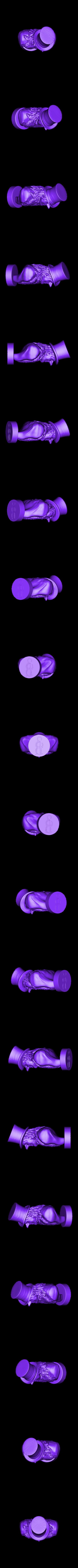 Penguin1_stogie.stl Download STL file Who's Holding the Umbrella? • 3D print design, 3rdesignworks