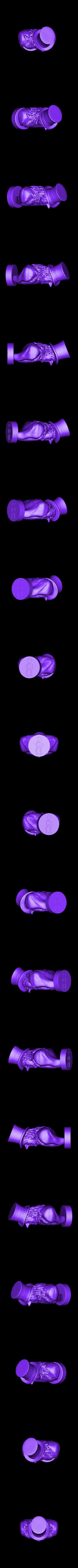 Penguin1_nostogie.stl Download STL file Who's Holding the Umbrella? • 3D print design, 3rdesignworks