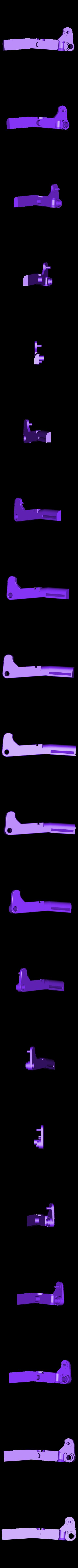 lever_part_a.STL Download free STL file UM2+ Lazy Lever • 3D print design, Raeunn3D