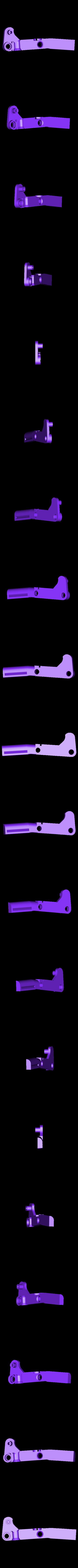lever_part_b.STL Download free STL file UM2+ Lazy Lever • 3D print design, Raeunn3D