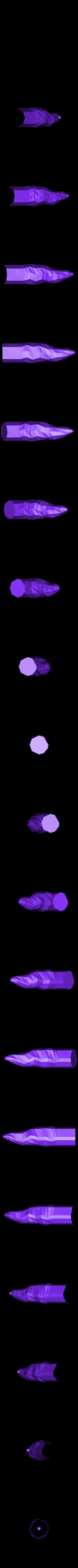 1xorange.stl Download free STL file Snowman • Object to 3D print, Raeunn3D