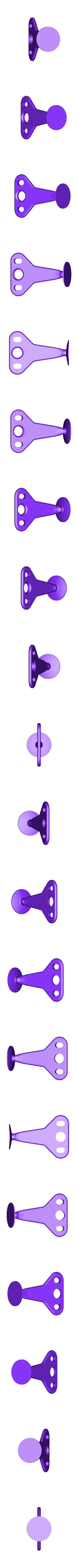 Hanging_HookRev_1.stl Download free STL file Note 2 Dash Cam Mount • 3D printing template, Raeunn3D