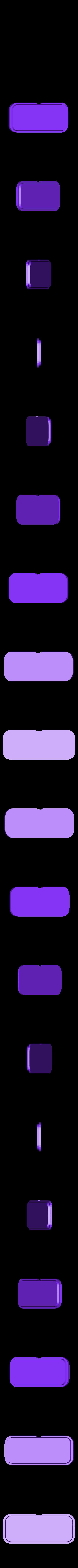 benq_dock_cover.STL Download free STL file BENQ GP2/GP3 iPhone dock cover • 3D printable model, Istareyn