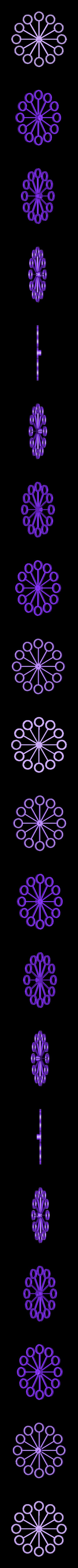 bubble_wheel.stl Télécharger fichier STL gratuit La machine à bulles de bicyclette • Objet pour imprimante 3D, Istareyn