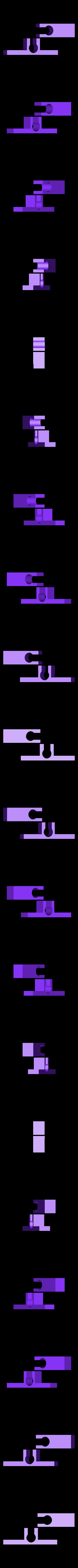 clips-13mm.stl Télécharger fichier STL gratuit La machine à bulles de bicyclette • Objet pour imprimante 3D, Istareyn