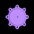 cap-10.STL Télécharger fichier STL gratuit Pompe à eau centrifuge - 15% plus grande • Plan pour impression 3D, Urukgar4D