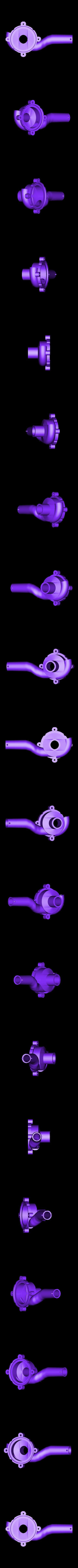 housing.STL Télécharger fichier STL gratuit Pompe à eau centrifuge - 15% plus grande • Plan pour impression 3D, Urukgar4D
