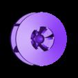 impeller.STL Télécharger fichier STL gratuit Pompe à eau centrifuge - 15% plus grande • Plan pour impression 3D, Urukgar4D