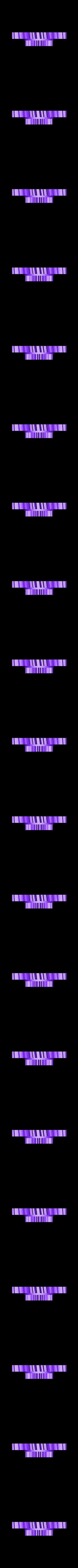 gear1.STL Télécharger fichier STL gratuit Mini éolienne verticale • Modèle imprimable en 3D, Urukgar4D