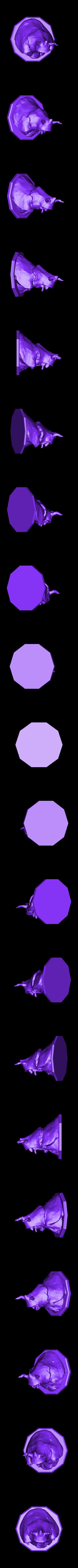 krampus.STL Download free STL file Krampus • Object to 3D print, Urukgar4D