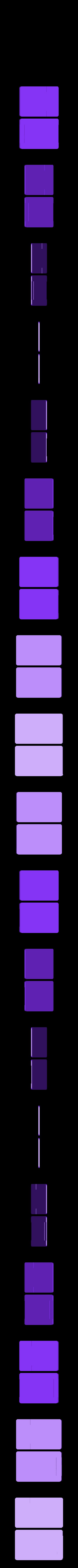 wallet.stl Télécharger fichier STL gratuit Porte-monnaie minimaliste • Plan imprimable en 3D, Urukgar4D