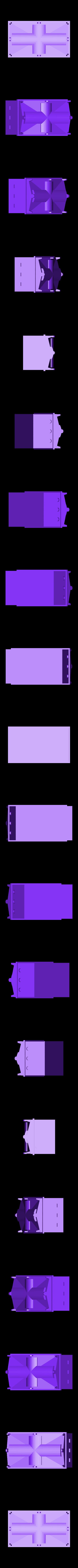 Harold_Washington_Library.stl Télécharger fichier STL gratuit Mise à jour de Chicago • Plan pour impression 3D, Urukgar4D