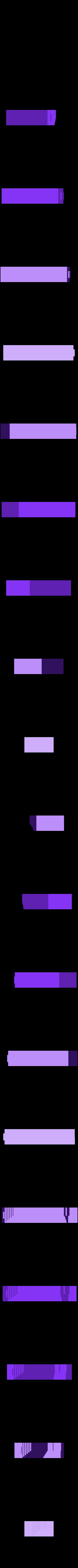 Three_First_National_Plaza.stl Télécharger fichier STL gratuit Mise à jour de Chicago • Plan pour impression 3D, Urukgar4D