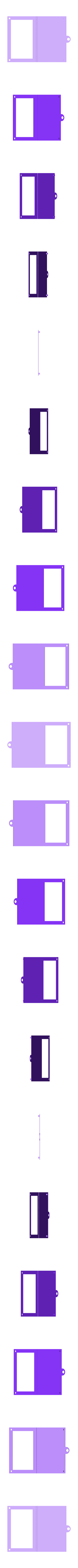 BOT_TAG.stl Download free STL file MakerBot Replicator2 Tag • 3D printing template, Bolrod