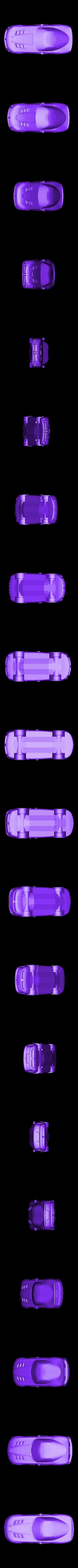 Dodge_Viper.stl Download free STL file Dodge Viper • 3D printable template, Bolrod