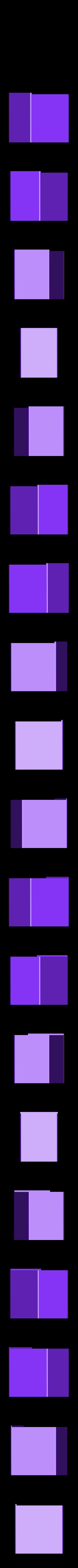 top.STL Download free STL file Triple Deck Box • 3D print model, Bolrod