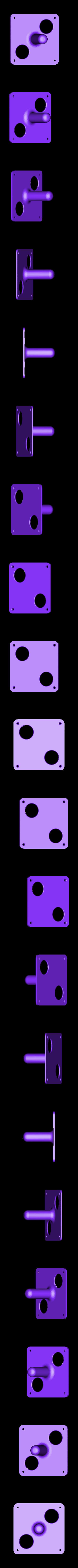 Platform.stl Télécharger fichier STL gratuit Bague de Lutte du Pouce • Modèle pour impression 3D, Bolrod
