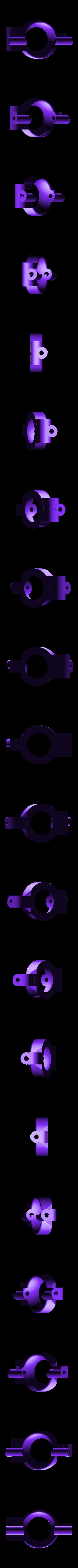 MRCC_OBTS_SUS_CHUB_ONROAD.stl Download STL file MyRCCar 1/10 On-Road Build for Tesla Model S Body RC Car • 3D print object, dlb5