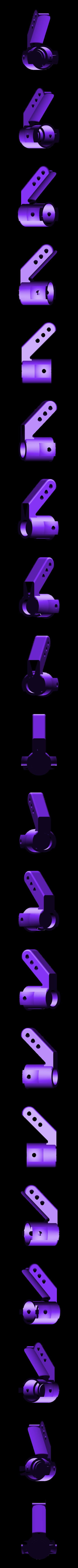 MRCC_OBTS_SUS_FSBLOCK_TYPEA_ONROAD.stl Download STL file MyRCCar 1/10 On-Road Build for Tesla Model S Body RC Car • 3D print object, dlb5