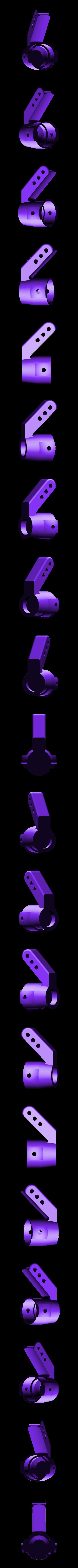 MRCC_OBTS_SUS_FSBLOCK_TYPEB_ONROAD.stl Download STL file MyRCCar 1/10 On-Road Build for Tesla Model S Body RC Car • 3D print object, dlb5