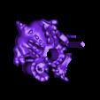 teacup-dragon-FULLsetup-fixed.STL Télécharger fichier STL gratuit Tasse à thé Dragon Marionnette Dragon • Design à imprimer en 3D, Yipcott