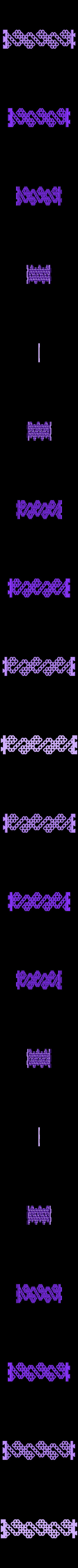 customizablechainmailbraceletv2_Dual120130308-15454-1lj2ijr-0.stl Télécharger fichier STL gratuit Braclette double hélice • Modèle imprimable en 3D, Yipcott