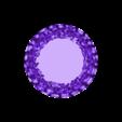 TeaLight_voro_withBottom_big_holl.stl Download free STL file Tealight Holder Voronoi with big holes • 3D printer model, Peter-Jan