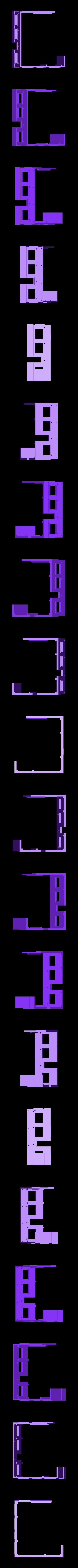 Office_Walls.stl Télécharger fichier STL gratuit Opérations de triage à l'échelle HO • Design imprimable en 3D, kabrumble