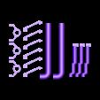 Detail_Parts.stl Télécharger fichier STL gratuit Opérations de triage à l'échelle HO • Design imprimable en 3D, kabrumble